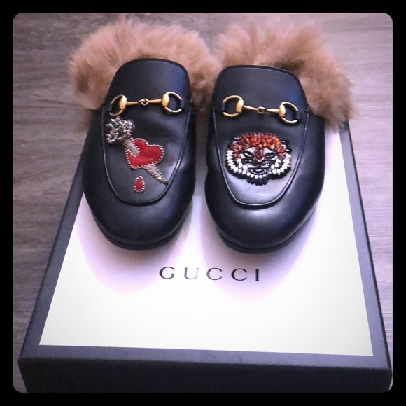 Gucci Shoes - Auth. Gucci Princeton Leather Loafers